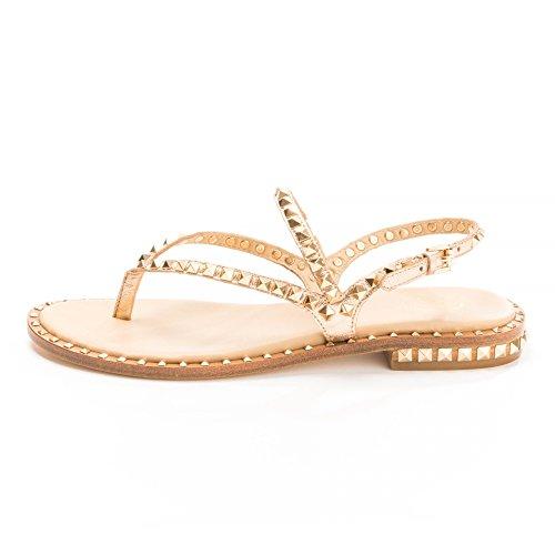Ash - Zapatos con correa de tobillo mujer Rame