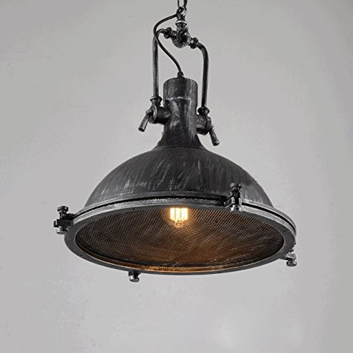 On Sale & Adjustable Industrial Nautical Style Antique Pendant Light - Bronze ...