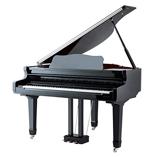 Digital Baby Grand Piano (Black)