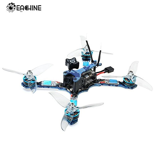 Toy, Play, Fun, Eachine Wizard TS215 215mm FPV Racing RC Drone F4 5.8G 72CH 40A BLHeli_32 720P DVR 1200TVL BNF PNPChildren, Kids, Game