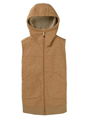 Burton Women's Minxy Vest, Camel Heather, Small