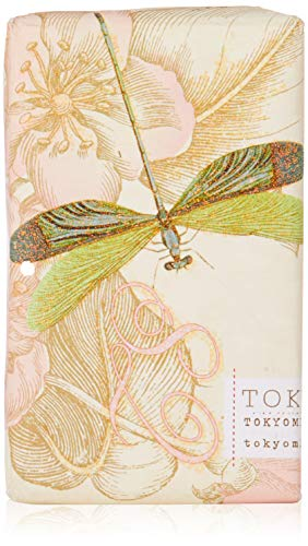 Margot Elena Tokyo Milk Dragonfly Finest French Perfume Triple Milled Soap