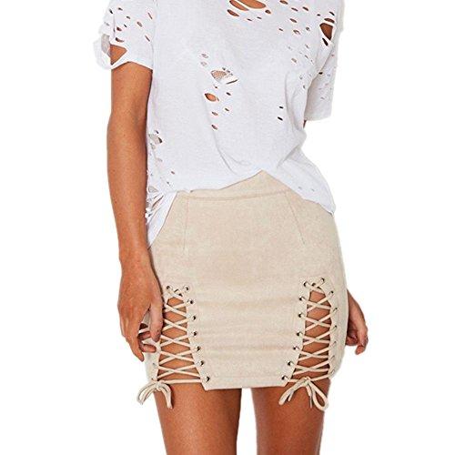 Women's Lace Up Skirt, Mosunx(TM) Bandage
