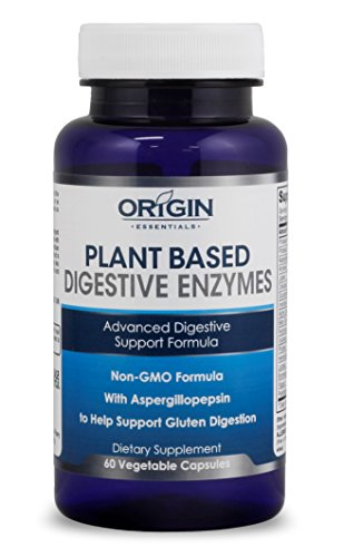 Origin Essentials Plant Digestive Enzymes product image
