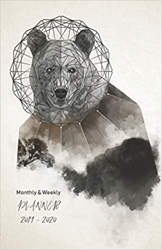 Monthly & Weekly Planner 2019 - 2020: 18 Month Mid-Year ...
