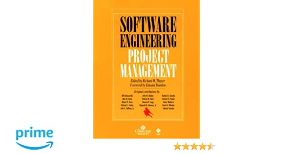 Project pdf richard h.thayer engineering software management