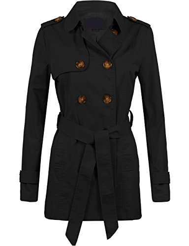 Cotton Twill Trench - 7