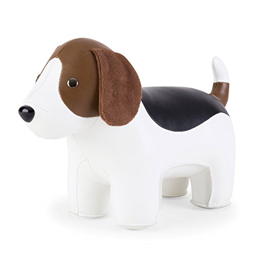 Leather Animal Bookends - 9