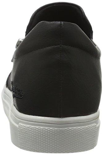 Dockers 37EM203 - Zapatillas de casa de material sintético mujer negro - negro