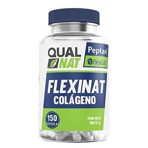 Colágeno Con Magnesio | Marino - Peptan y Hapagofito Flexigo | Potente Suplemento para tus Articulaciones - Huesos - Piel | Previene Lesiones | 150 ...