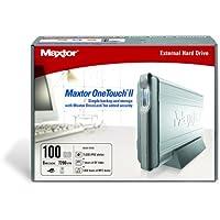 Maxtor One Touch II 100 GB USB 2.0 External Hard Drive (E01E100)