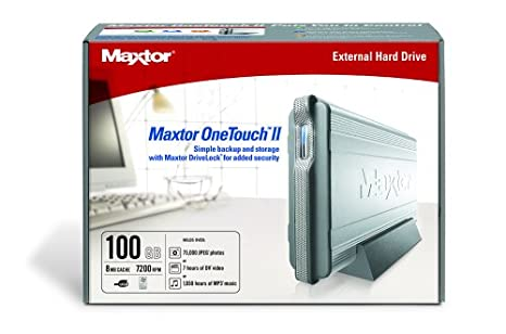 MAXTOR ONETOUCH 2 WINDOWS 7 DRIVER DOWNLOAD