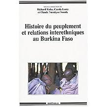Hist.peuplement et Relations Interethniques Au Burkina Faso