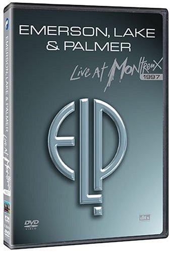 Emerson Lake & Palmer - Live at Montreux by Eagle Rock Ent