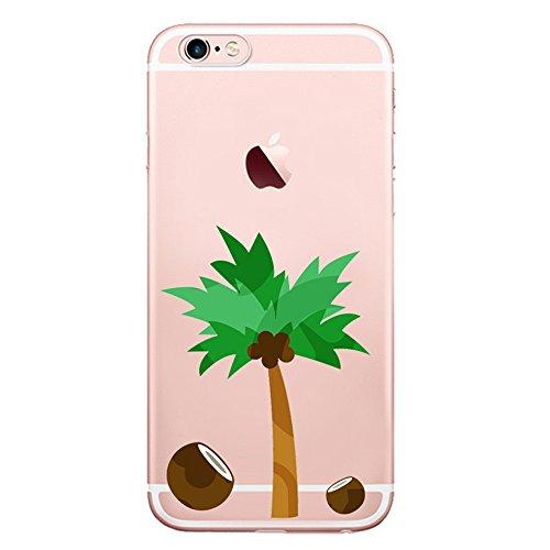 "Vanki® iPhone 7 Funda, Carcasa Serie volar Sakura iPhone 7 Case Cover Silicona Suave Funda para Apple iPhone 7 4.7"" 9"
