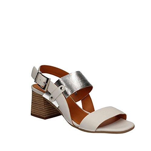 KEYS Femmes 5215 Blanc Chaussures lacets 1gqagYUnw