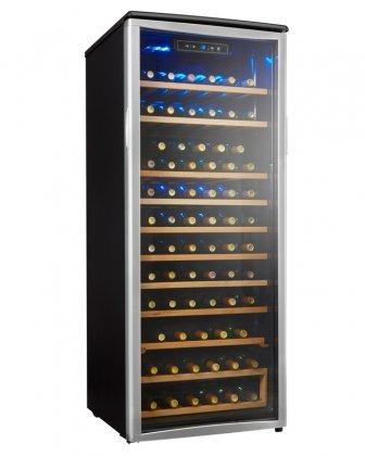 75 bottle wine refrigerator - 1