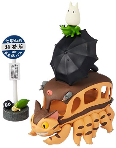 Studio Ghibli My Neighbor Totoro Collective Edition Balance Figures (Catbus)