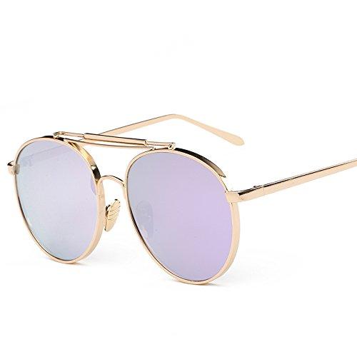 Goldboxpurplemercury Fashion Sunglasses SilverBoxWhiteFilm Nuevas Sunglasses Style Hipster 3152 Classic Tendencias Fashion CDGFV Simple YBqwq7xp