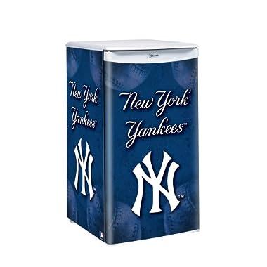 MLB New York Yankees Counter Top Refrigerator
