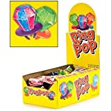 ORIGINAL RING POP. Assorted flavors. Individually wrapped. (24pcs per display unit)