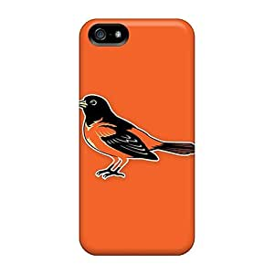 EeM506VlSB Tpu Case Skin Protector For Iphone 5/5s Baseball Baltimore Orioles 3 With Nice Appearance