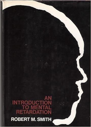 Book Introduction to Mental Retardation