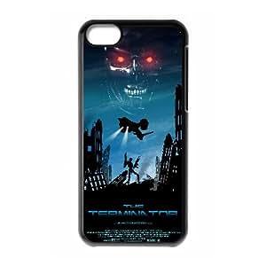 Terminator iPhone 5c Cell Phone Case Black yyfabd-287459