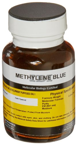 IBI Scientific IB74050 Methylene Blue Stain, 25gm (Ringworm Pack)