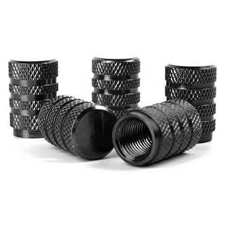 BByu Set of valve caps Rot