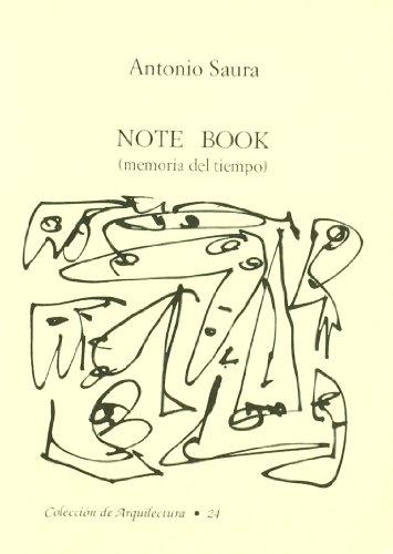 Descargar Libro Note Book Antonio Saura