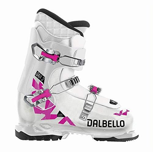 Dalbello Gaia 3 Jr Ski Boot 2018 Transparent/White 235