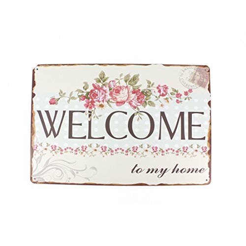 Welcome Plaque - 3