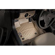 2012 - 2014 Porsche 911 (911) - WeatherTech - FloorLiner - Front