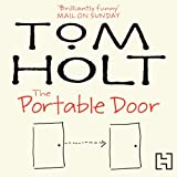 The Portable Door by Tom Holt front cover