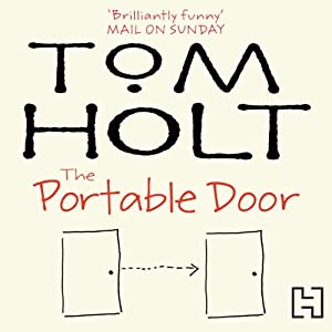 The Portable Door Hörbuch