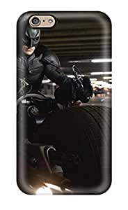 Durable Defender Case For Iphone 6 Tpu Cover(the Dark Knight Rises 77)