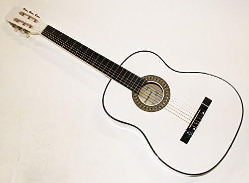 Cherrystone Guitarra de concierto acústica, guitarra escolar ...