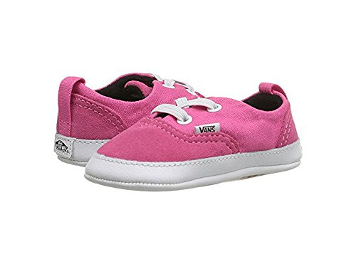 Vans Kids Girls' Era Crib (Infant/Toddler), Hot Pink 4 M ()