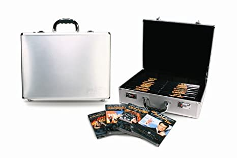 James bond box sets complete dvd and blu-ray collections.