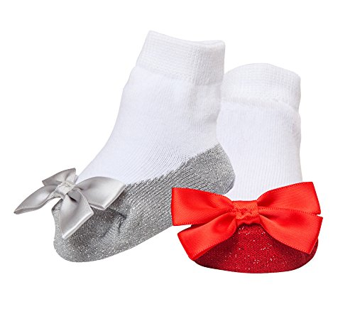 Socks Bling Sparkle Infant Silver product image