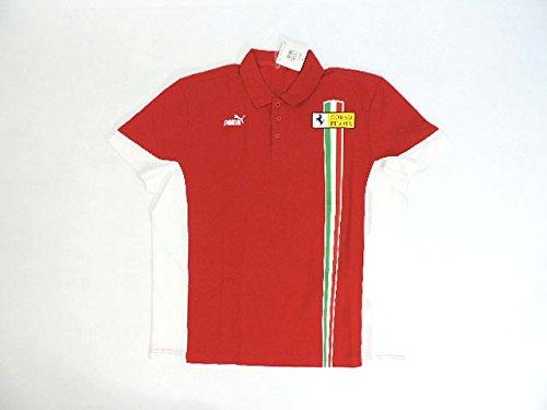 フェラーリ コロソピロタ 2013-14年 支給品 ポロシャツ メンズ XL new 新品 B075B4BYGG