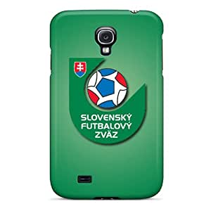 For Galaxy S4 Tpu Phone Case Cover(slovakia Football Logo)