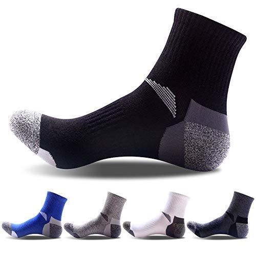 ディスコ切断する禁止するMAXTID 靴下 メンズ スポーツ ソックス 5足セットスニーカー用 抗菌 防臭 通気吸汗 23-28cm
