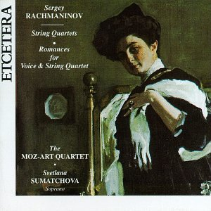 Sergei Rachmaninoff: Music for String Quartet