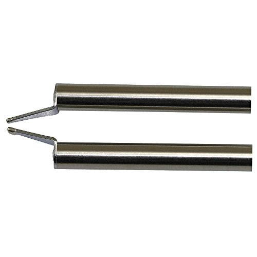 Hakko A1378 Tweezer Tip 2.0mm Chip for SMD 950 Tweezers, 2 PK