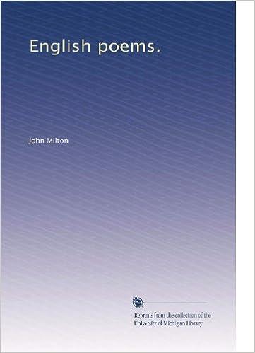 English Poems Pdf