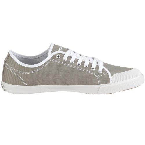 Boras SPIRIT 3421, Unisex - Erwachsene Sneaker Grau (Grey/White855)