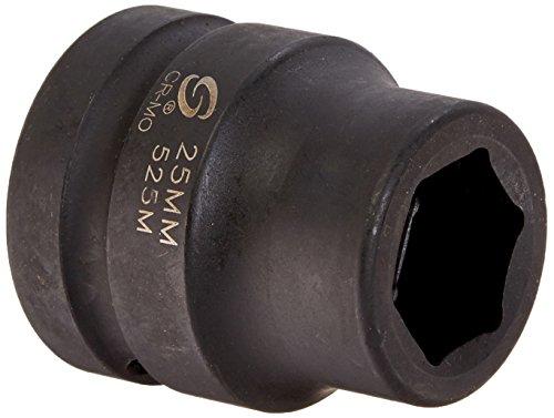 UPC 613364605257, Sunex 525M 1-Inch Drive 25mm Impact Socket