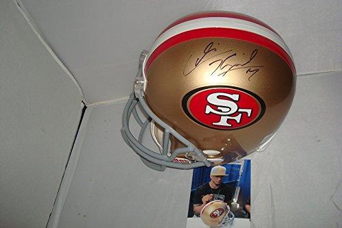 ned San Francisco Riddell Helmet Picture ()